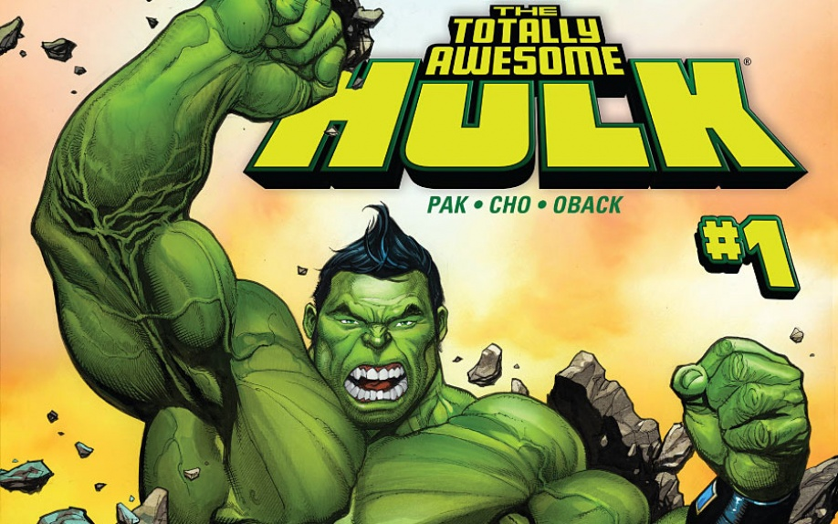 Anteprima di The Totally Awesome Hulk #1 di Greg Pak e Frank Cho