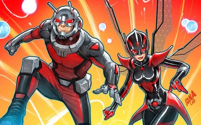 Fresh Start: Mark Waid e Javier Garron lanciano la mini Ant-Man and the Wasp