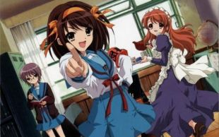 Haruhi ospite speciale di Toy Wars