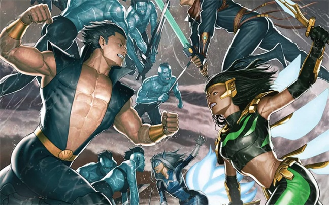 Marvel annuncia Atlantis Attacks di Greg Pak e Ario Anindito