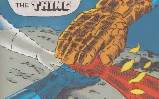 Marvel: arriva Fantastic Four: Grand Design di Tom Scioli
