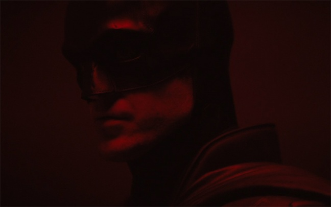 Il primo video di Robert Pattinson come Batman