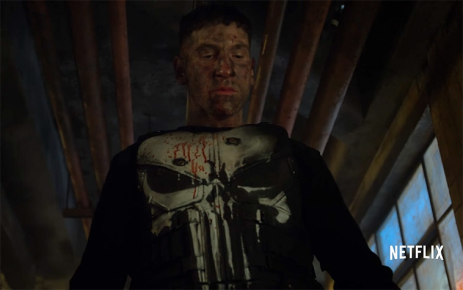Netflix: il trailer di Marvel's The Punisher