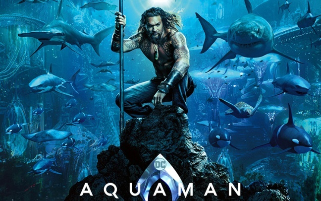Il final trailer di Aquaman