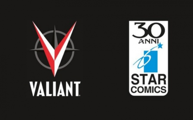 Star Comics: a settembre il Free Comic Book Day, sconto 25% su catalogo Valiant