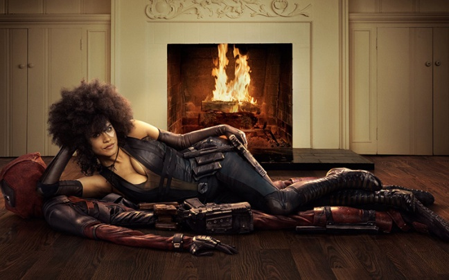 Deadpool 2: la prima immagine di Domino