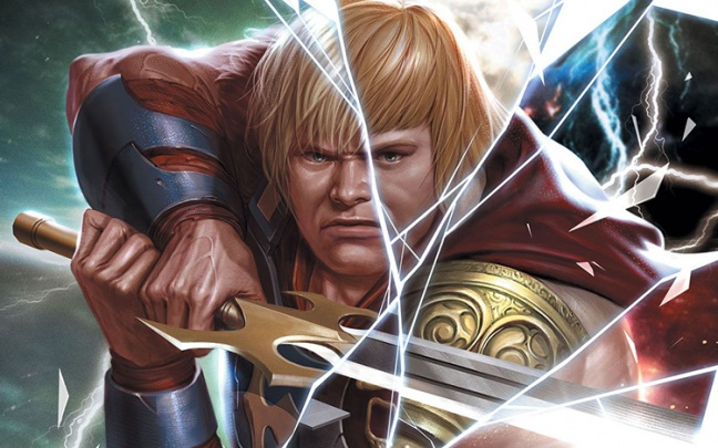 Primo sguardo a He-Man and the Masters of the Multiverse