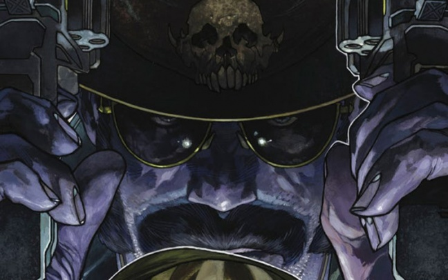 Simone Bianchi annuncia Sharkey the Bounty Hunter di Mark Millar: fumetto e film per Netflix