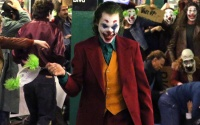 The Joker: nuove foto e video di Joaquin Phoenix dal set