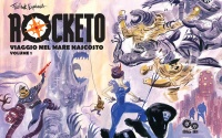 Disponibile il primo volume di Rocketo di Frank Espinosa per Double Shot