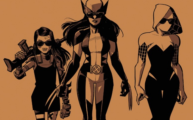 Anteprima di All-New Wolverine Annual #1