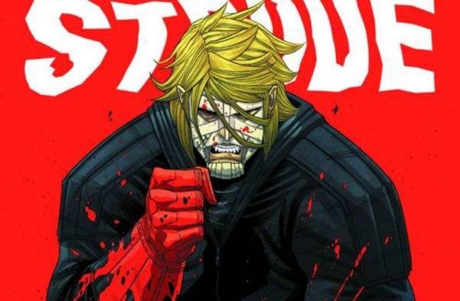 The Strange Talent of Luther Strode diventerà un film