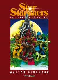 Star Slammers. The complete collection, recensione: l'opera integrale di Walter Simonson