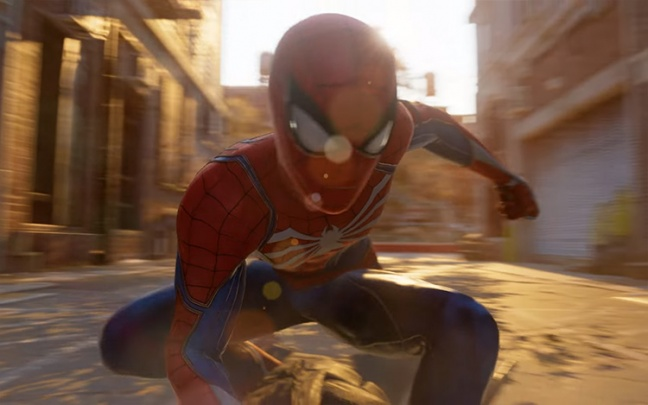 Il teaser trailer di Marvel's Spider-Man per PS4 mostrato alla Paris Games Week