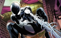 Symbiote Spider-Man: Peter David e Greg Land portano Peter Parker ai tempi del costume alieno