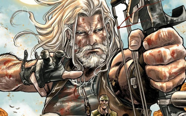 Marvel lancia Old Man Hawkeye di Ethan Sacks e Marco Checchetto