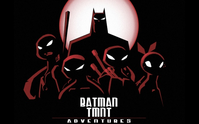 SDCC'16: IDW lancia i crossover Batman/TMNT Adventures e Star Trek/Green Lantern