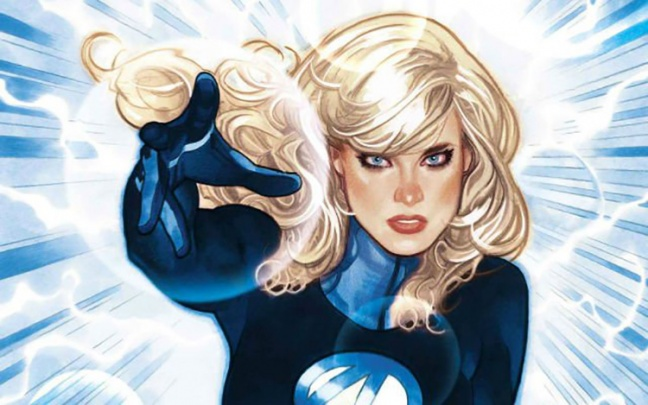 La Marvel dedica una mini alla Donna Invisibile