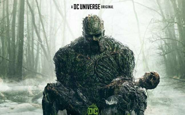 Il full trailer di Swamp Thing