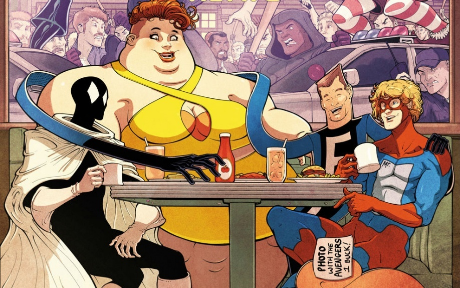 Anteprima di The Great Lakes Avengers #1