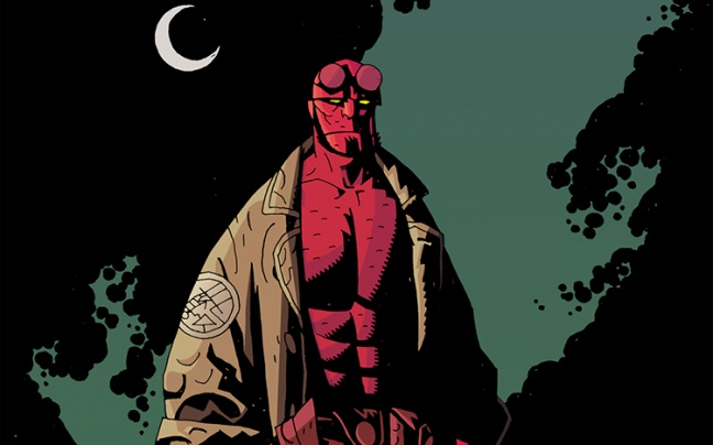Mike Mignola dice addio a Hellboy
