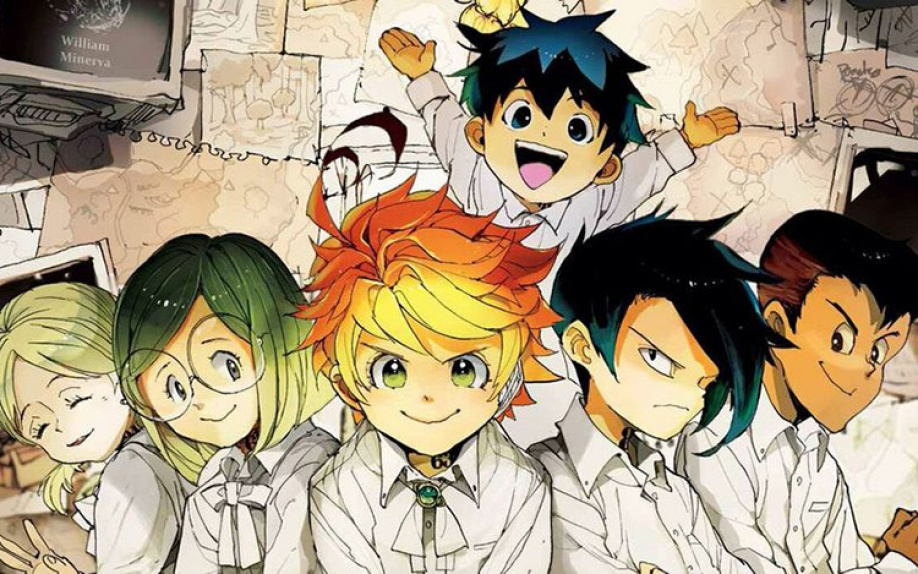 Amazon a lavoro sulla serie live action di The Promised Neverland