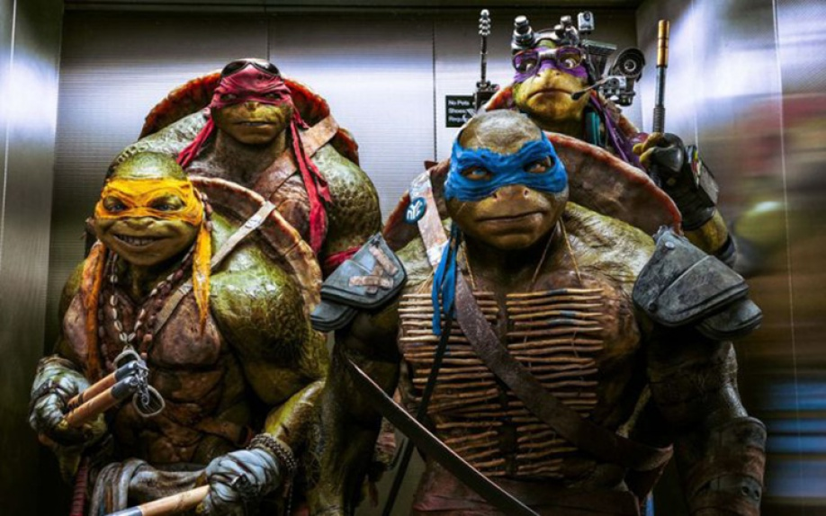 Nuovo reboot cinematografico per le Teenage Mutant Ninja Turtles