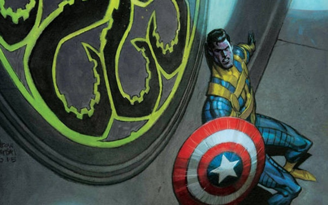 Secret Wars: pronta Hail Hydra e alcuni schizzi di Secret Wars Journal 2