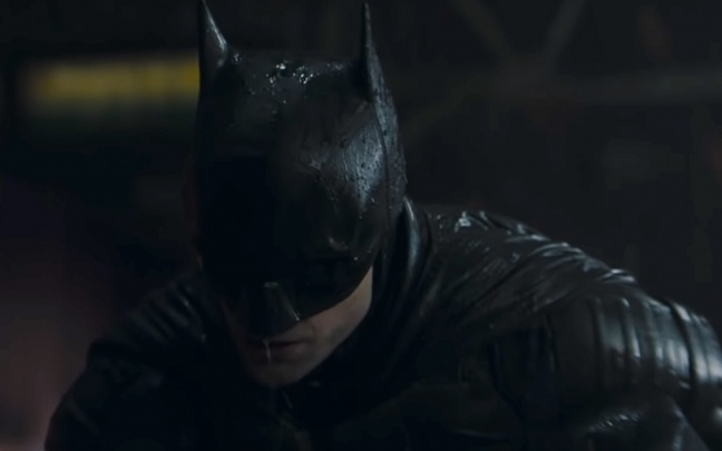 Il teaser trailer italiano di The Batman