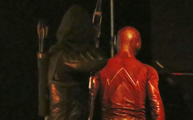 The Flash/Arrow: svelato il titolo del crossover