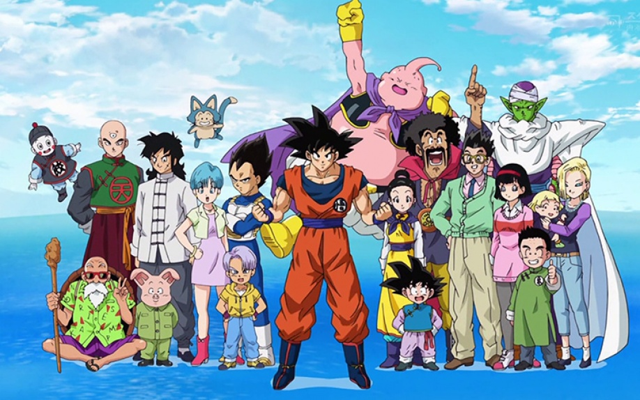 Dragon Ball Super in arrivo su Italia 1