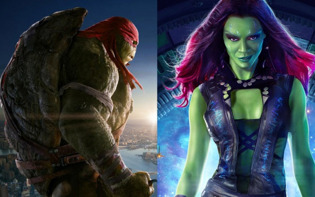 Box Office: nuovo record per i Guardiani della Galassia, TMNT supera i 400 milioni