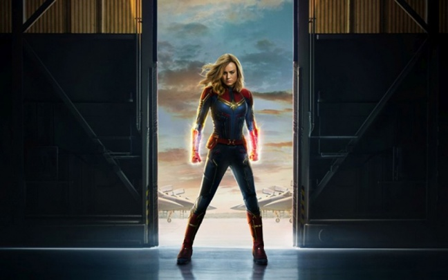 Captain Marvel: esordio da record al box office