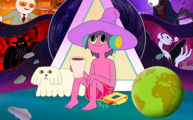 Il trailer di The Midnight Gospel, la serie animata dal creatore di Adventure Time