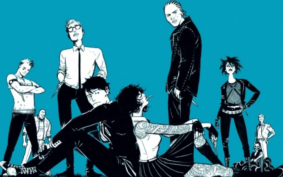 SDCC18: il nuovo trailer di Deadly Class