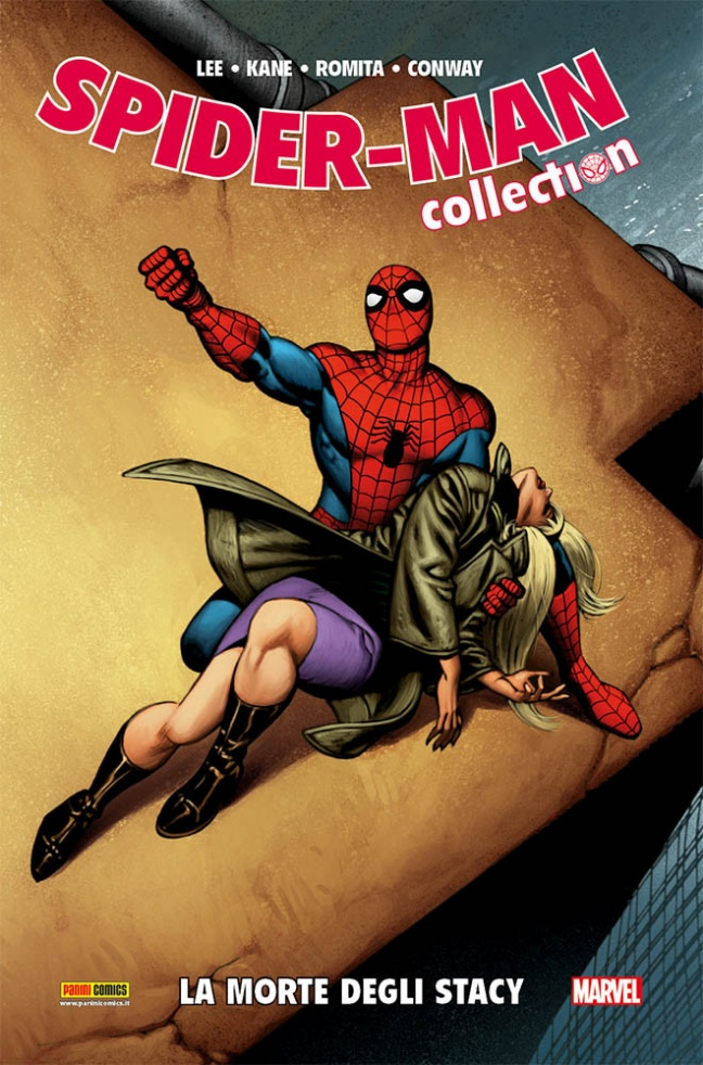 Spider-Man Collection 18: la morte degli Stacy, recensione