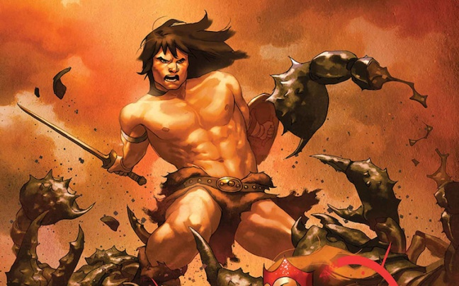 Conan incontrerà i Vendicatori in Avengers: No Road Home