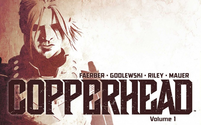 Saldapress: disponibile la nuova serie Image Copperhead