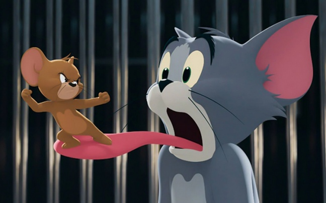 Tom & Jerry: il trailer del film live action