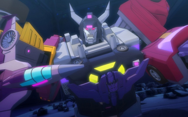 SDCC'16: Full trailer per Transformers: Combiner Wars di Hasbro e Machinima