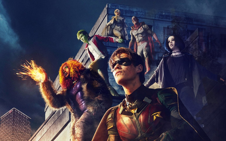 Incidente mortale sul set di Titans 2