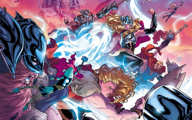 Anteprima di The Mighty Thor #700