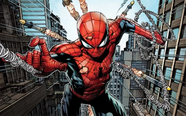 Non-Stop Spider-Man di Joe Kelly e Chris Bachalo rimandata a gennaio