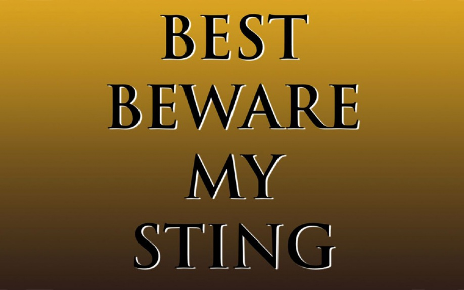 "Nuovo teaser Marvel ""Best Beware My Sting"""