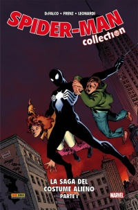 Spider-Man collection 15: La saga del costume alieno - parte 1, recensione