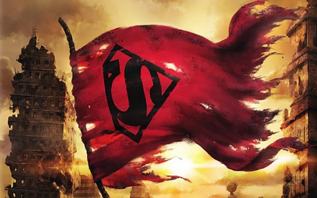 Il trailer del film animato The Death of Superman