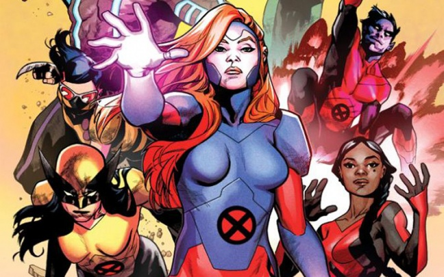 Svelati i membri del team di X-Men: Red