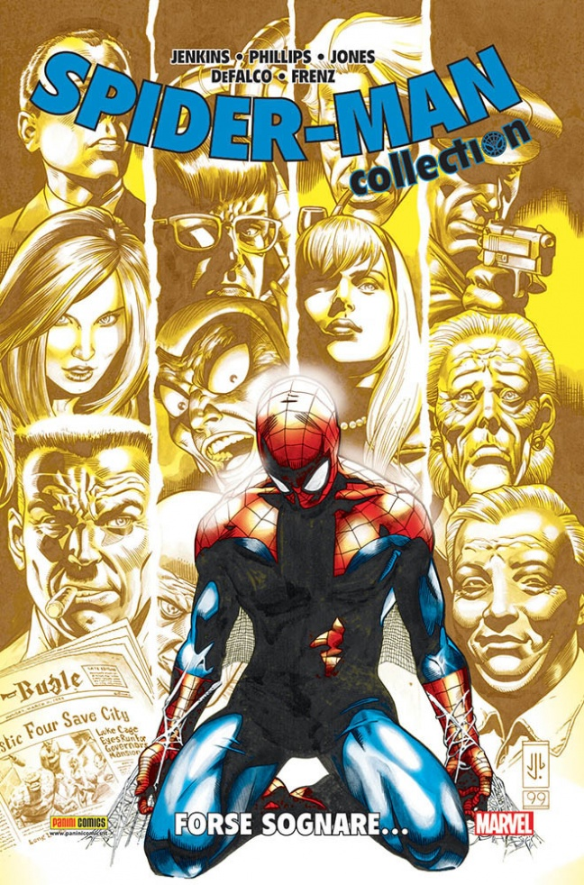 Spider-Man Collection: Forse sognare..., recensione: ovvero, l'antologica Webspinners: Tales of Spider-Man