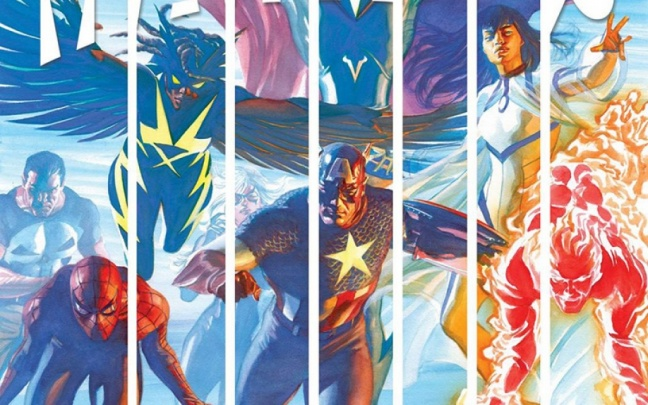 Nuove immagini di The Marvels di Kurt Busiek e Yildiray Cinar