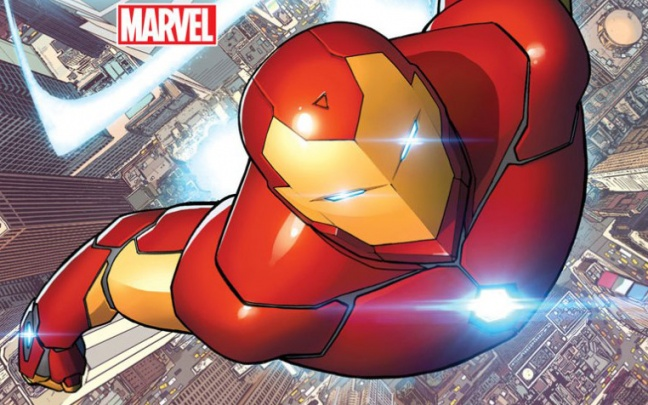 Brian Michael Bendis e David Marquez scriveranno Invincible Iron Man dopo Secret Wars